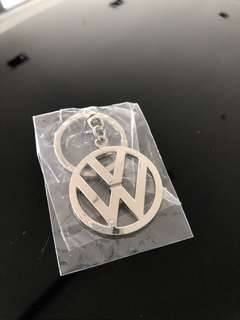 Volkswagen key chain