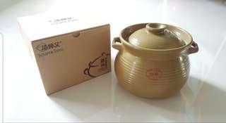 3.2l Brand new claypot.
