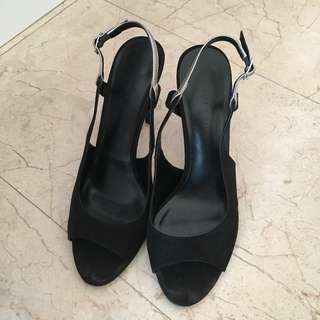 Heels - Charles & Keith - 2 inches