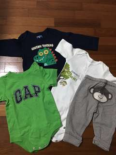 Baby Clothes 6-12Months