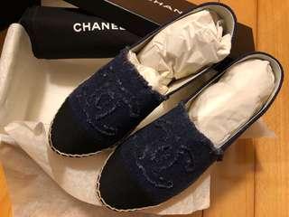 Chanel Espadrilles 漁夫鞋 草鞋