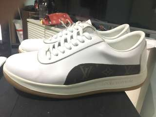 Louis vuitton supreme shoes