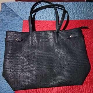 Michaela Authentic Bag (Black)