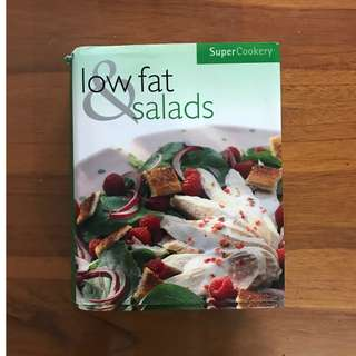 Super Cookery - Low Fat & Salad Book