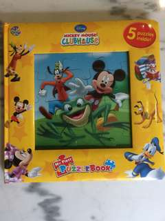 Mickey Mouse & Sesame Street Jigsaw Puzzles
