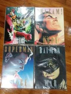 DC - Oversize comic