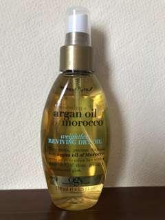 Argan Oil of Morocco for Dry hair
