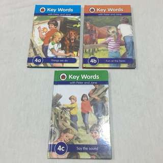 Key Words with Peter and Jane