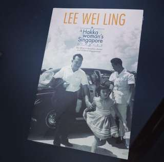 Lee wei Ling - a Hakka woman's Singapore stories
