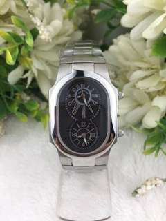 PHILIP STEIN WATCHES (COUPLE)