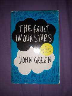 Buku The Fault in Our Stars