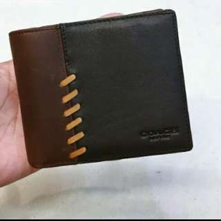 Coach wallet premium grade AA