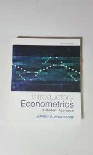 Introductory Econometrics A Modern Approach