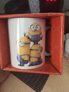 Brand new minion mug