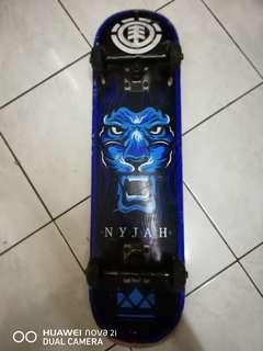 Skateboard Nyjah Hutson