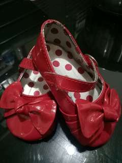 REPRICED!!! Red shoes