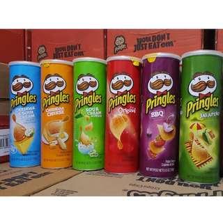 US Pringles Original Flavor
