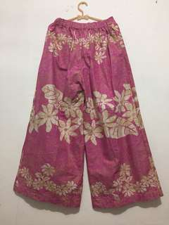 Celana batik premium