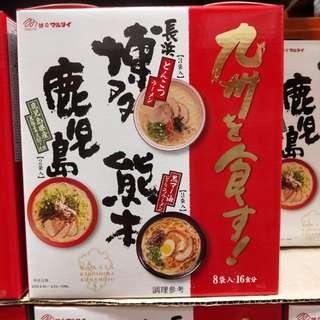 🚚 九州經典三口味拉麵禮盒