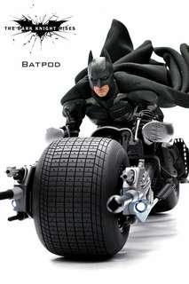 hottoys hot toys 1/6 batpod 1.0 連鐵線做形披肩 bat pod mms70 蝙蝠俠 電單車 蝙蝠車 Dark Knight