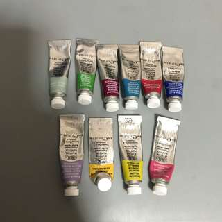 Winsor and Newton Watercolour Paints