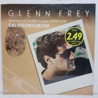 Glenn Frey - Smuggler's Blues Vinyl Record