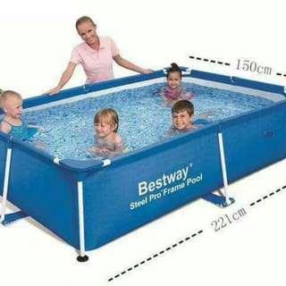 Bestway steel pro frame pool