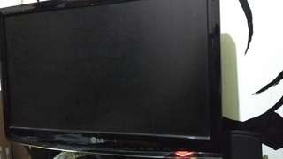 """Monitor LCD 19"""" LG Flatron Wide Touch Pad"""