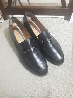 Ferragamo Leather Loafers for Men