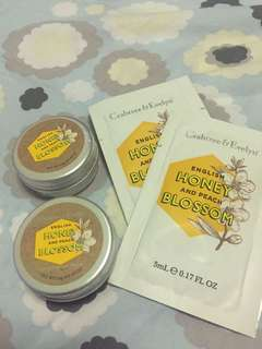 Crabtree and Evelyn all purpose Balm