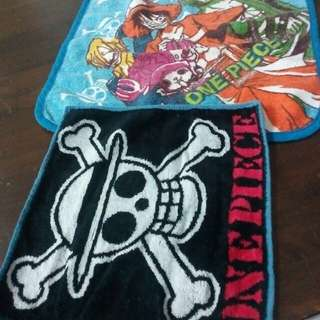 ONE PIECE small towel