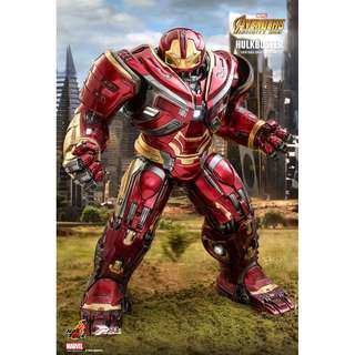 Hot Toys - PPS005 - Avengers: Infinity War - Hulkbuster (Power Pose)