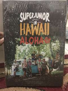 Super Junior in Hawaii, Aloha (photobook)