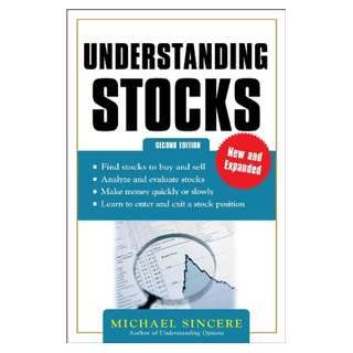 Understanding Stocks 2E Kindle Edition by Michael Sincere  (Author)