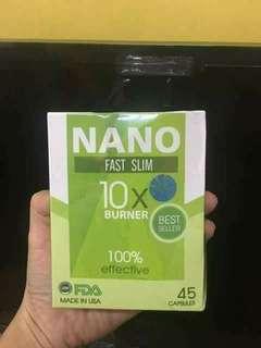 Nano slimming capsule