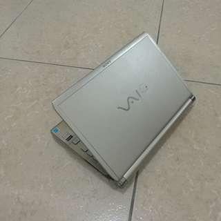 Sony VGN-TT26GN  11.1吋 /3G/250G二手筆電
