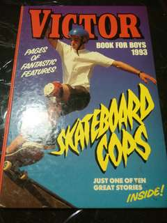 Victor Book for Boys 1993