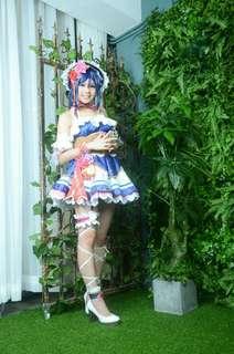 lovelive 果南 Kanan cosplay cos服
