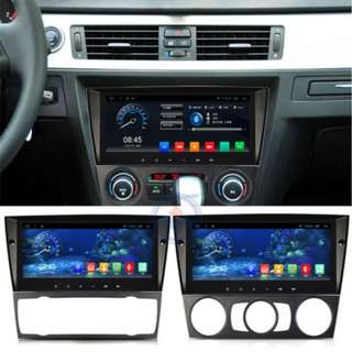 BMW E90 E91 E92 E93 3 Series android player