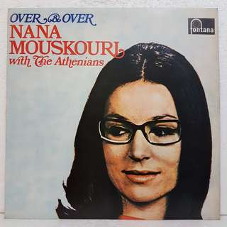 Nana Mouskouri - Over & Over Vinyl Record