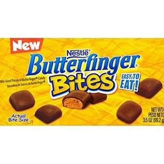 Butterfinger Bites (Theater Box)
