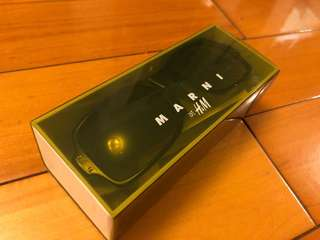 MARNI x H&M 太陽眼鏡