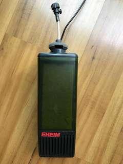 Fish tank air pump filter