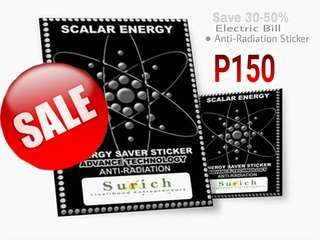 Surich Scalar 5 in 1 stickers