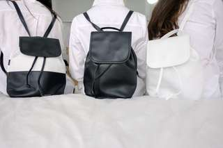 Rika Backpack x Black