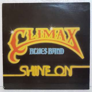 Climax - Blues Band vinyl record