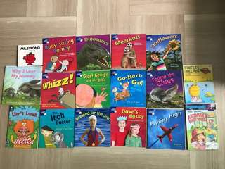 Rigby star - books for beginners / early readers