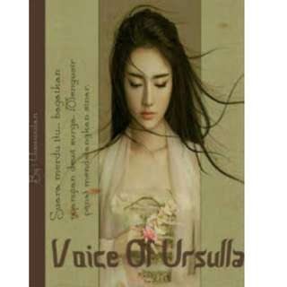 Ebook Voice of Ursulla - Uwa Wulan