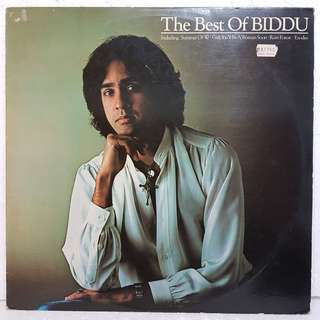 The Best Of Biddu Vinyl Record