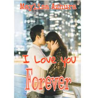Ebook I Love You Forever - Maylisa Azhura